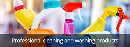 Professional cleaning and washing products