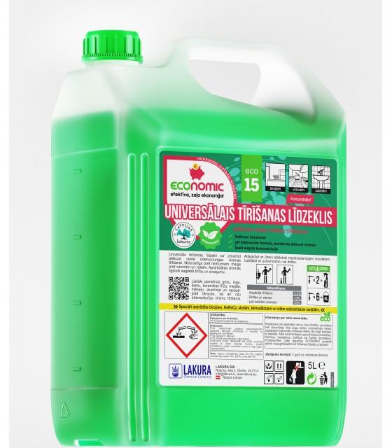 ECO 15 mitme pinna puhastaja 5l